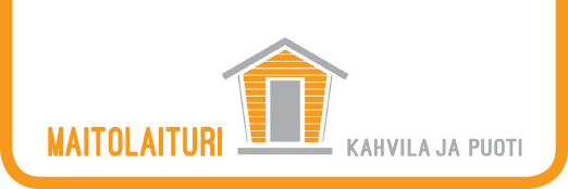 Maitolaituri Kahvila&Puoti logo